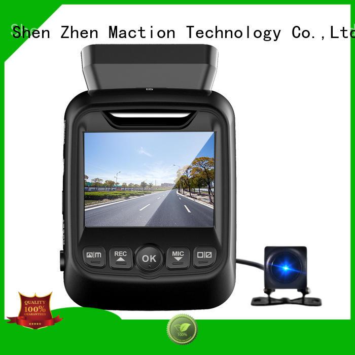 super dual cam dash cam newest capacitor for street