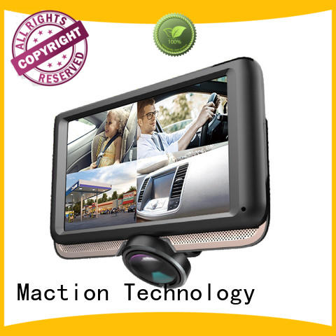 Maction touch 360 dash cam car manufacturer for home