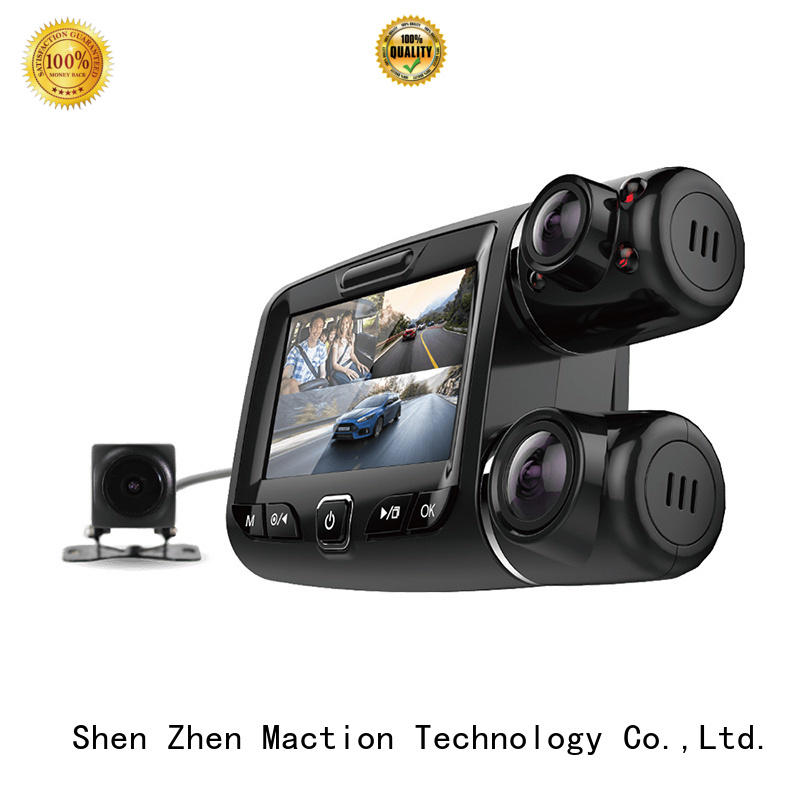 Maction wifi night vision dash cam series for park