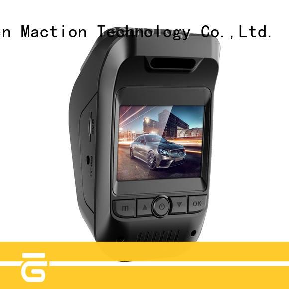 Maction super dashboard camera series