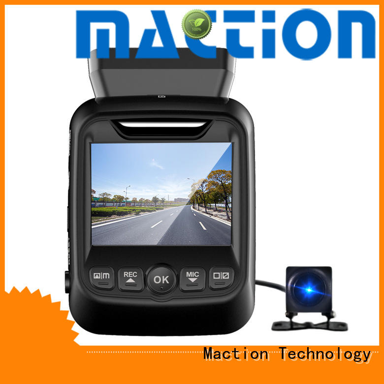Maction newest dual dash cam series for car