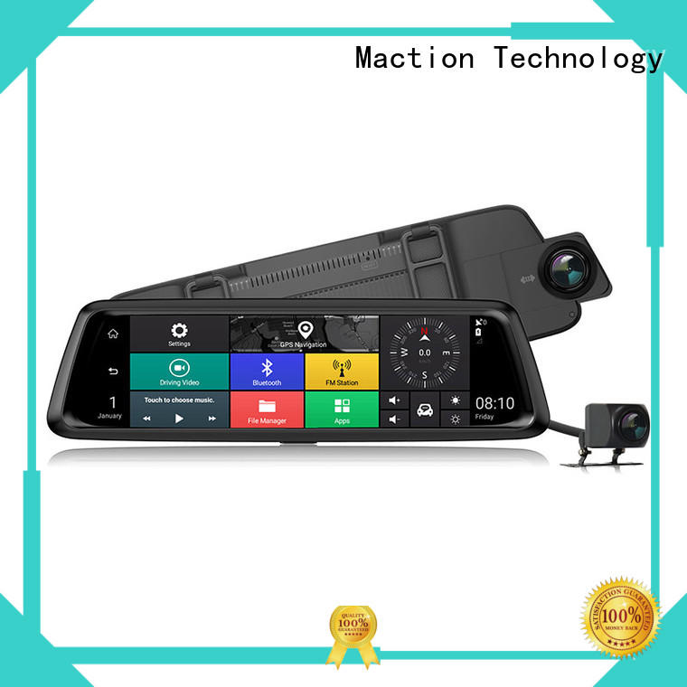 Maction mirror best dual dash cam supplier for home