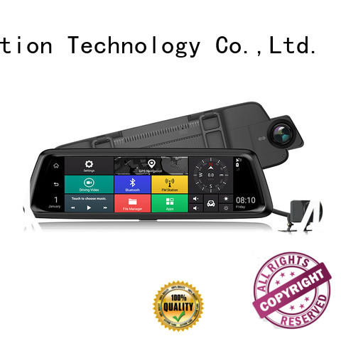 3g touch screen dash cam channel series for home