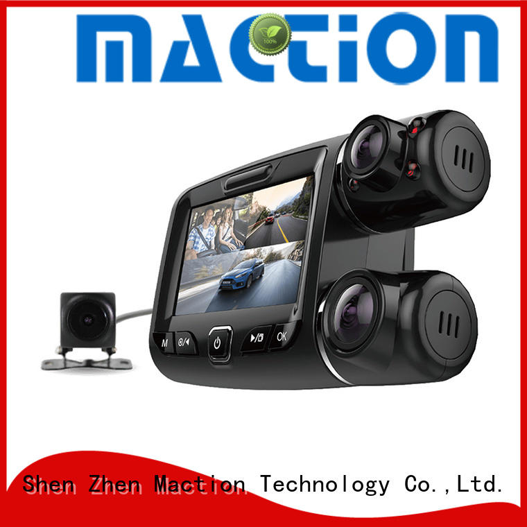 Maction Wholesale dual cam dash cam Supply for park