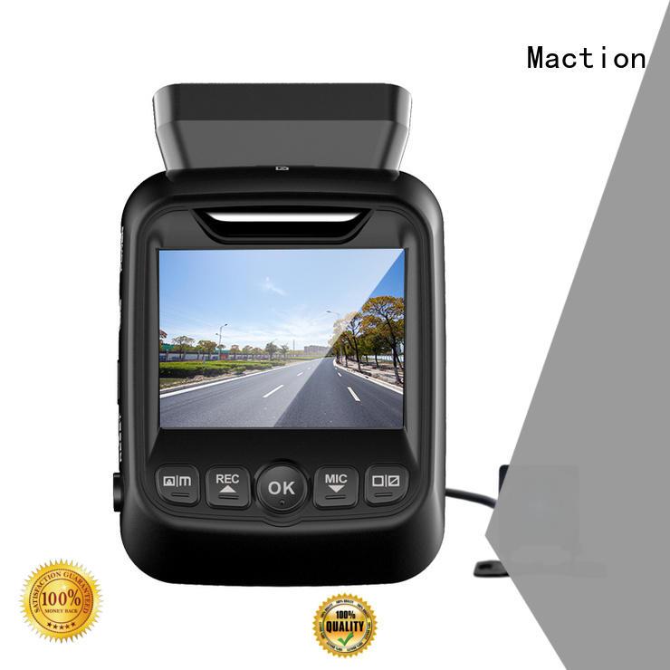 Maction super dash cam pro capacitor for street