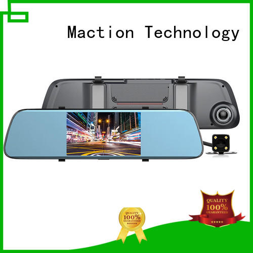 Maction mould rear view mirror camera company for station