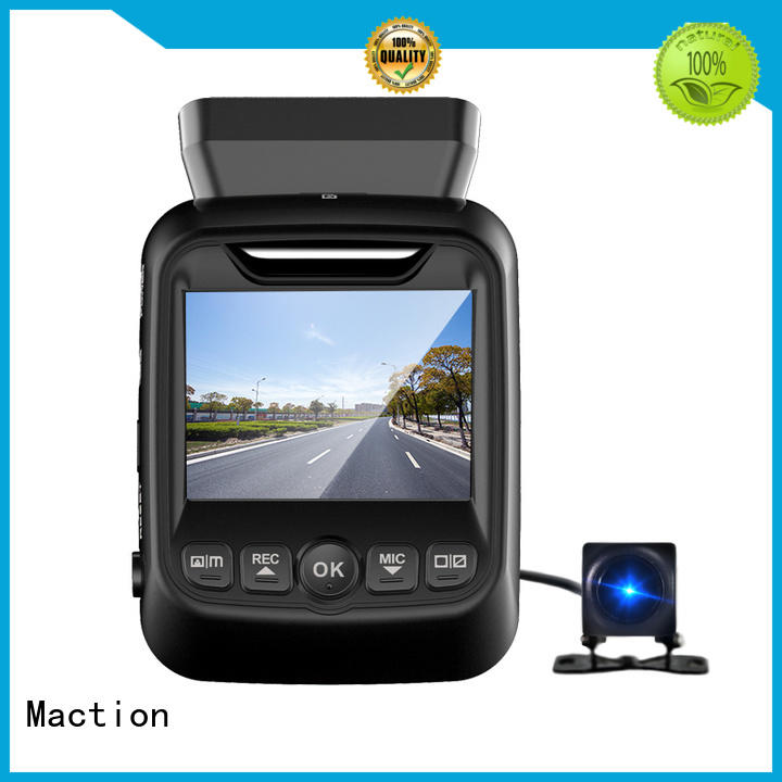 Maction private vehicle camera supplier for park