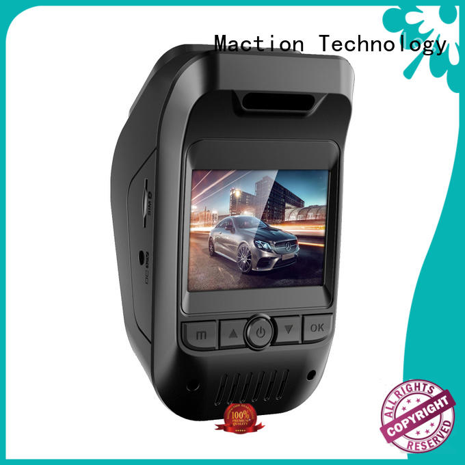wifi dual dash cam imx capacitor for street