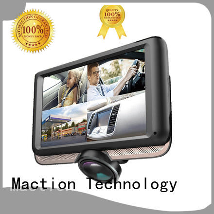 Maction Custom best 360 dash cam Supply for station