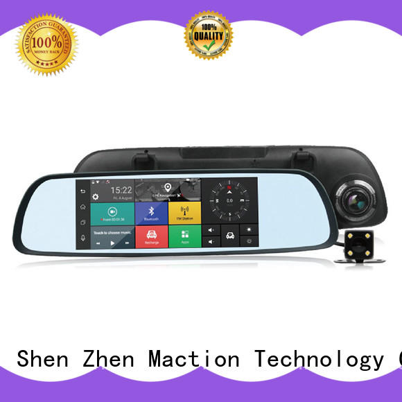 Maction dual hd dash cam supplier for park