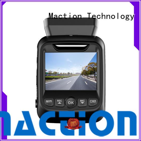 Maction super dual car camera supplier