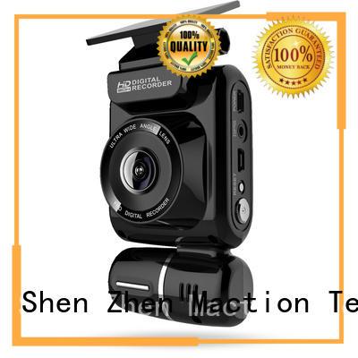Maction camcar dual car camera capacitor for street