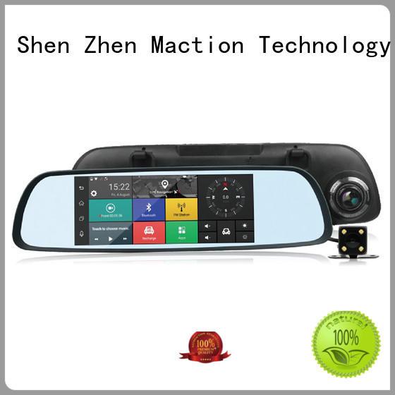 Maction Custom car dash cam pro for business for street