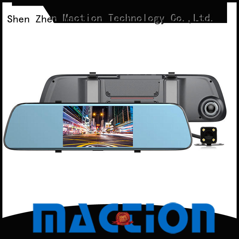 Maction lens car reverse camera combo for station