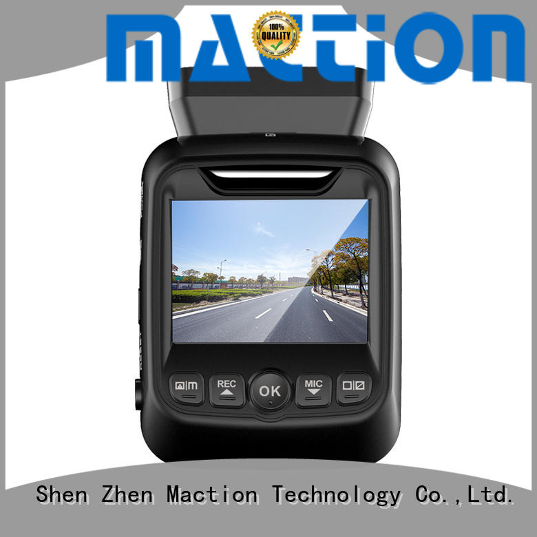 Maction private dual dash cam series for car