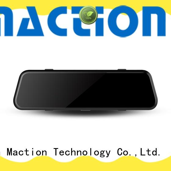 Maction mould car mirror camera combo for station