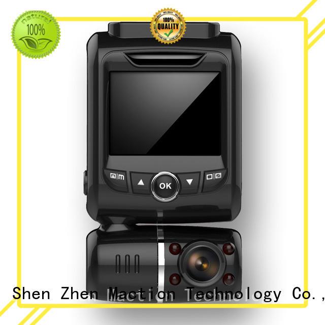 Maction super dual dash cam capacitor for street