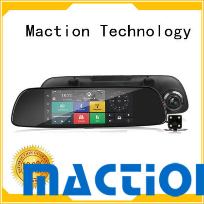 Maction car wifi dash cam series for park