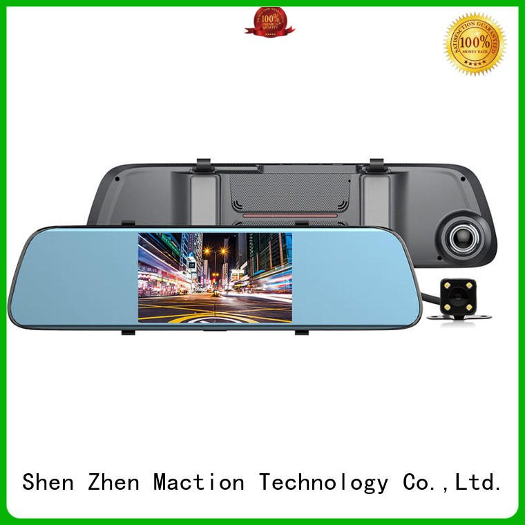 mould car mirror camera cam combo for park