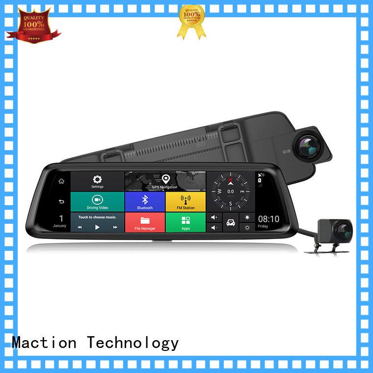 Maction 3g hd dash cam supplier for park