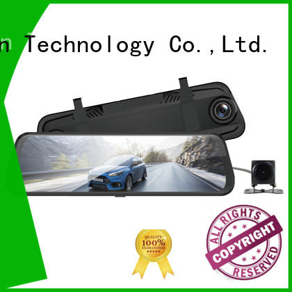 Maction private rearview mirror dvr manufacturer for car