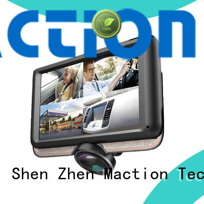 Maction touch 360 car camera panel for home