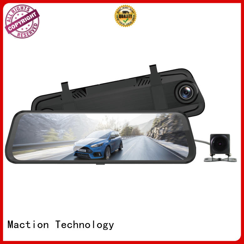 Maction private rear view mirror camera manufacturer for home