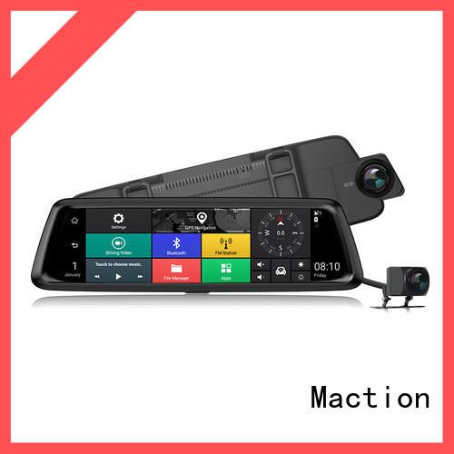 Maction gps 4g car dvr wholesale for home