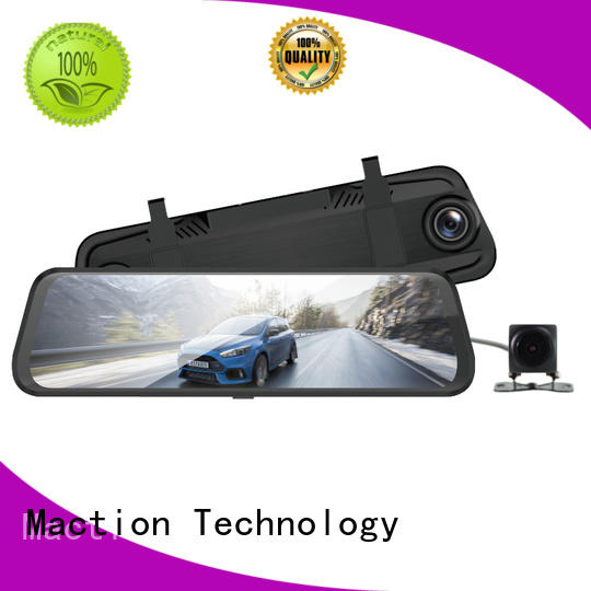 Maction Latest car mirror camera Supply for home