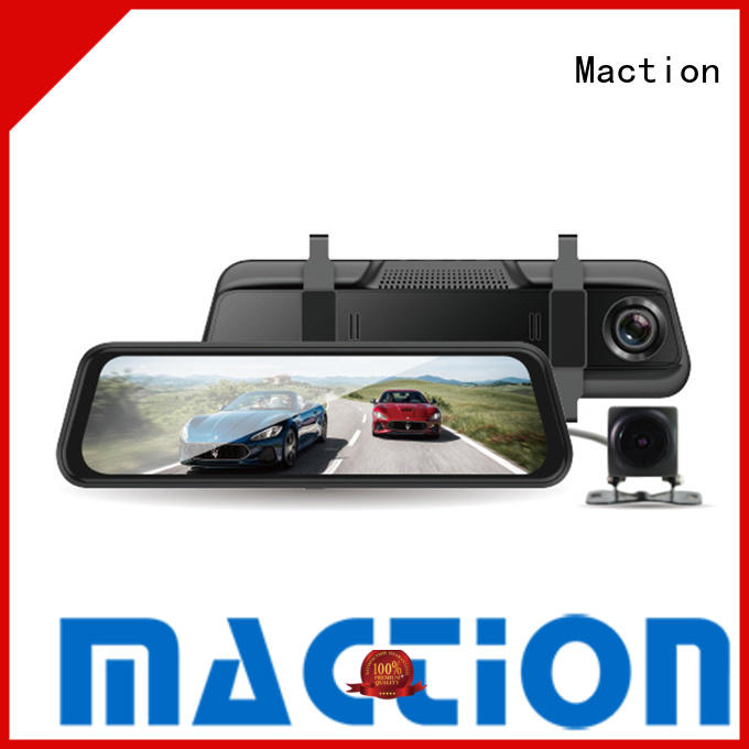 mould rear view mirror dash cam touch series for park