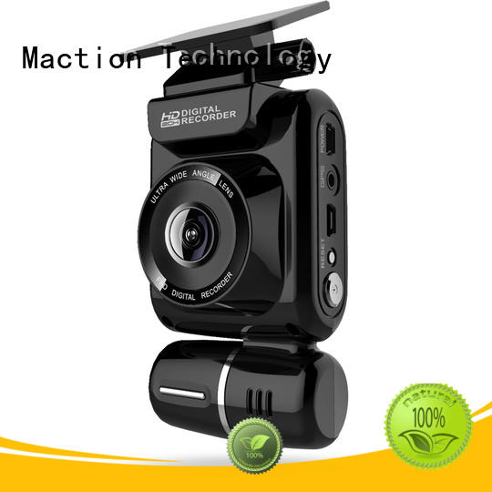 Maction channel hd dash cam supplier for car