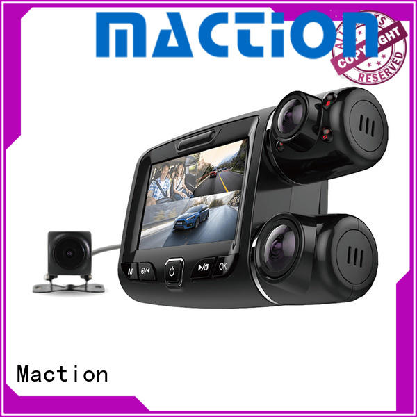 Latest dash cam pro dual Supply for park