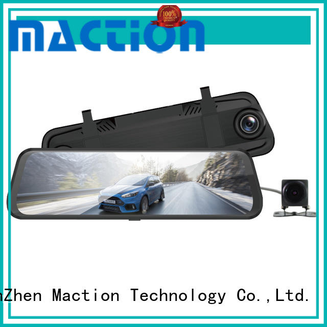 Latest rear view mirror camera dual factory for car