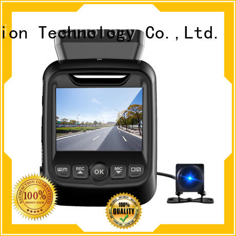 Maction newest dual cam dash cam supplier for park