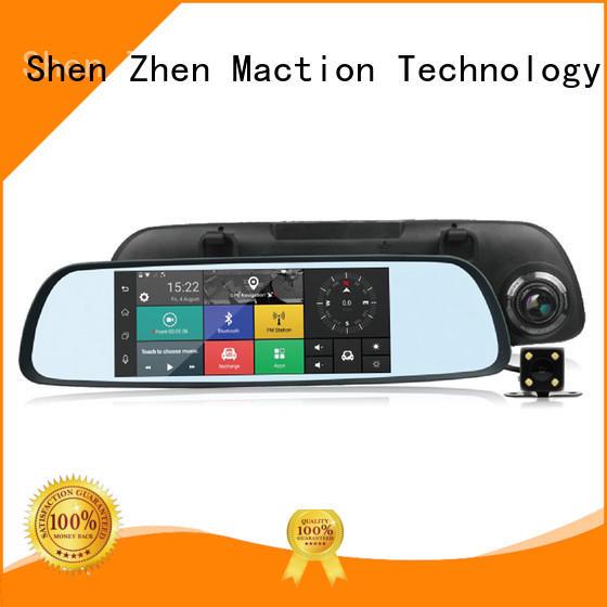 Maction 3g car cam wifi touch park