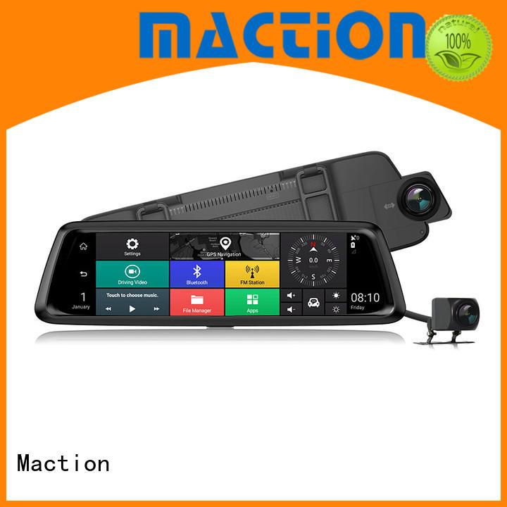 Maction channel best dual dash cam supplier for street
