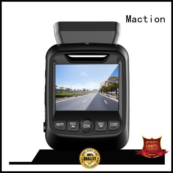 Maction private dual dash cam series