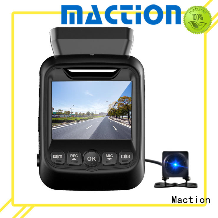 Maction Latest dash cam pro company for street