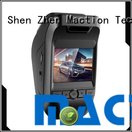 Maction super dual cam dash cam capacitor for park