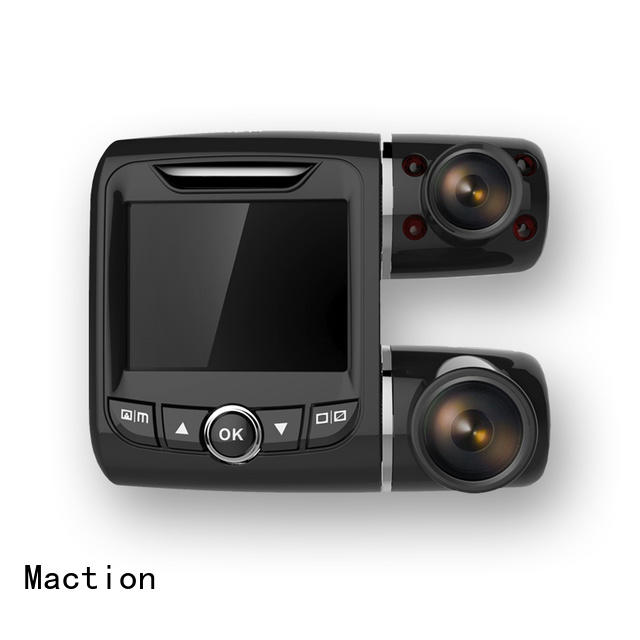 Maction special dual dash cam series for car