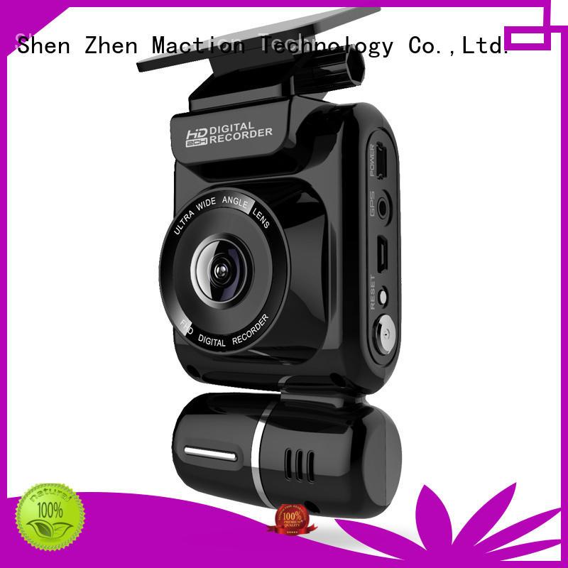 Maction newest car video camera manufacturer for street
