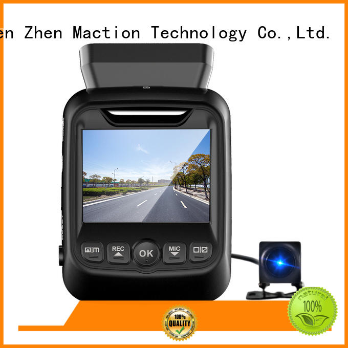 Maction super night vision dash cam supplier for street