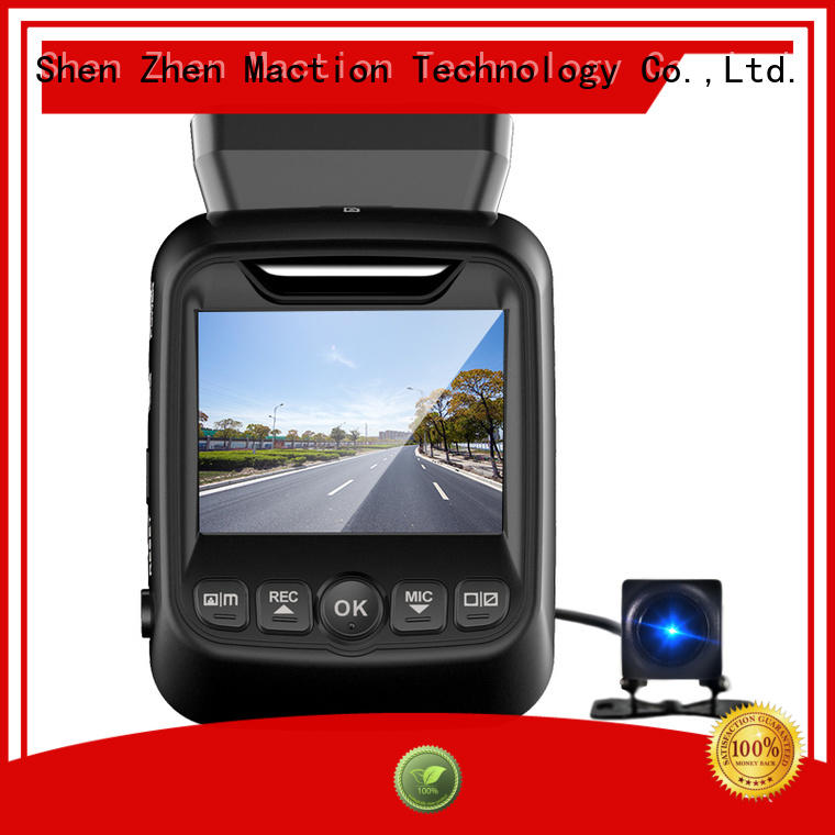 Maction Top dashboard camera Suppliers for street