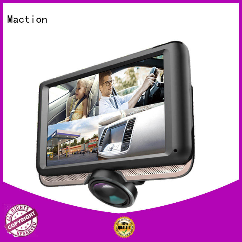 Maction panoramic 360°dash camera supplier for station