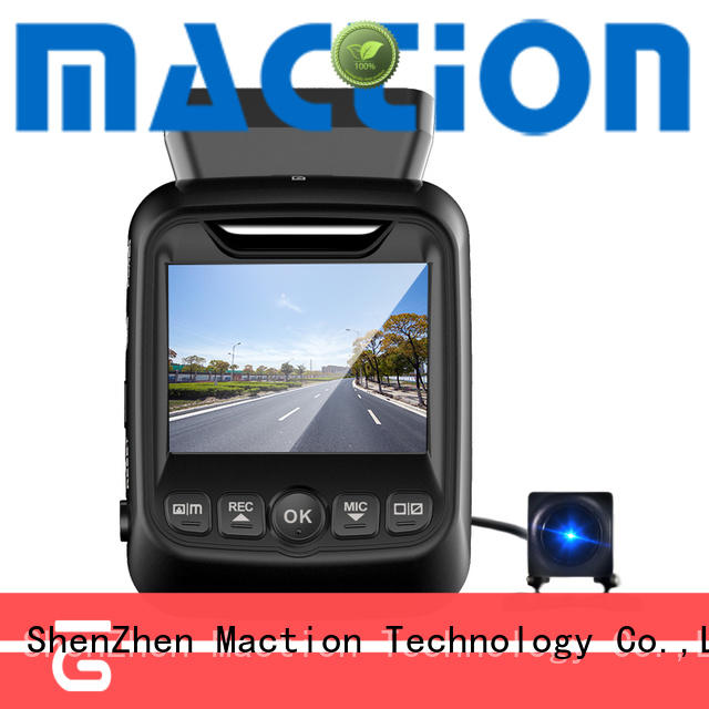 Maction special dashboard camera for business for car