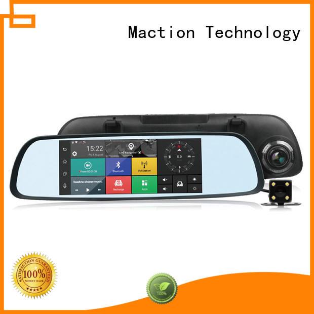 Maction wifi best dual dash cam manufacturer for street