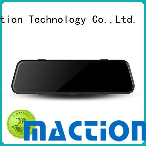 Maction screen backup camera mirror company for car