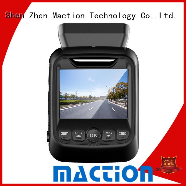 super dual dash cam imx capacitor for street